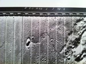 Lunar Orbiter 2 picture