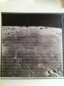 Lunar Orbiter 2 picture