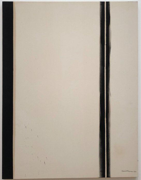 Barnett Newman - Stations of the Cross